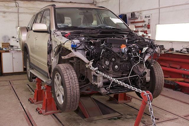 фото ремонт кузова авто в омске