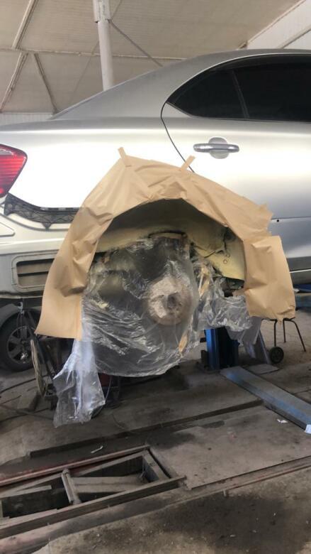 Фото восстановления арок авто