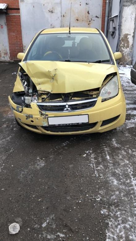 Фото авто с повреждениями