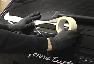 фото подготовка авто к полировке