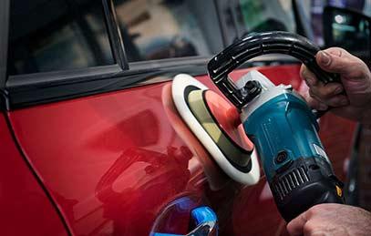 фото полировка авто в омске