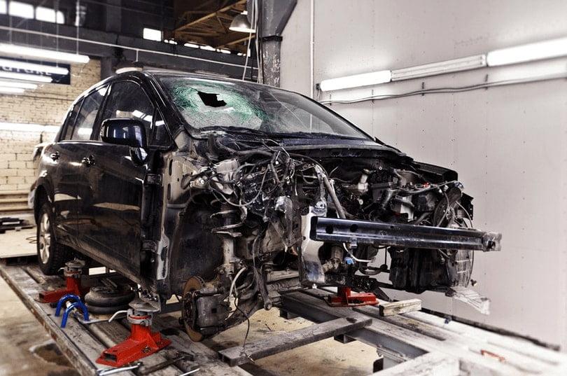 фото кузовной ремонт в автосервисе